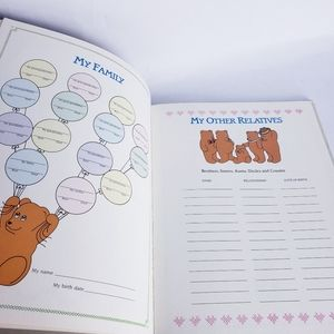 Other - My first years baby Milestones vintage book